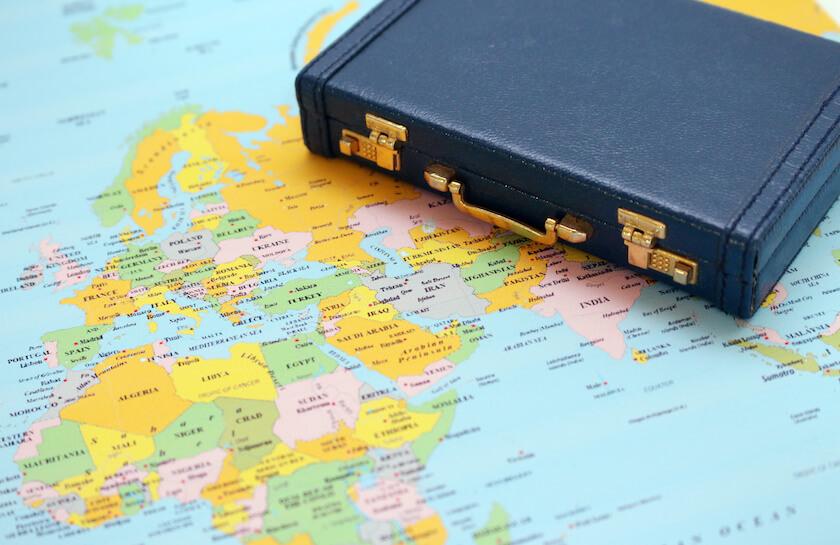 海外事業について